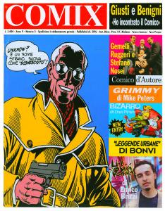 Comix n.3 marzo1996